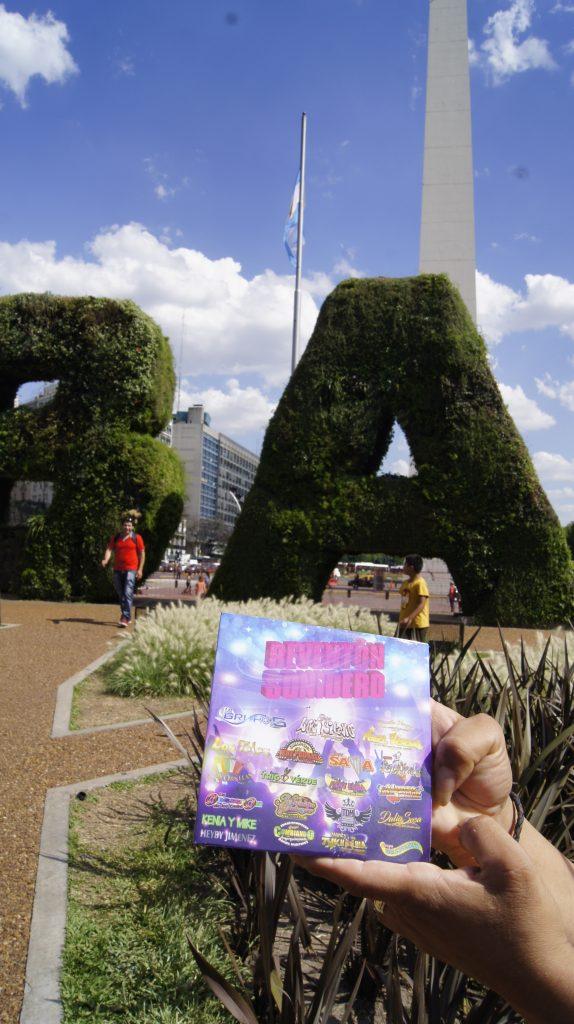 Reventon Sonidero en Buenos Aires