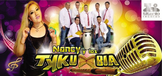 Nancy y Los Tekakumbia