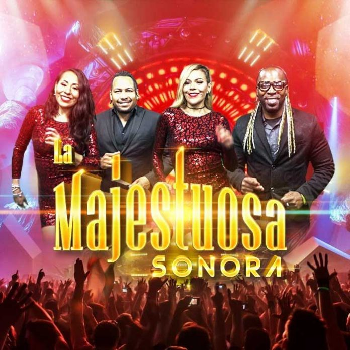 La Majestuosa Sonora en Titanio Records