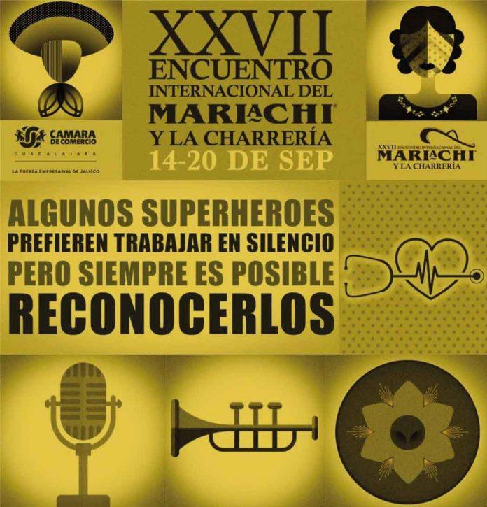 Encuentro internacional del Mariachi