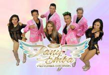 Artista Titanio de la Semana Fany Emba y Su Grupo Con Angel