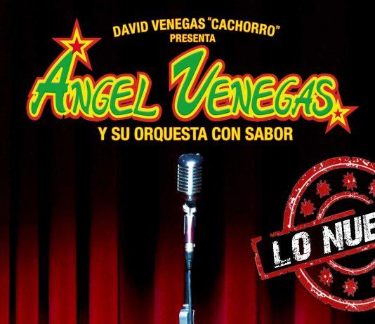 Ángel Venegas y su Orquesta con Sabor es el Artista de la Semana
