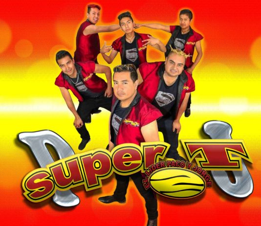 Titanio Records te presenta al Grupo Super T como Artista de la Semana