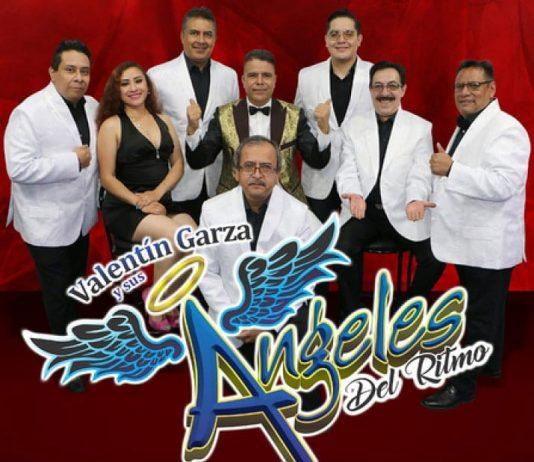 Titanio Records presenta a Valentín Garza y sus Ángeles del Ritmo como Artista de la Semana